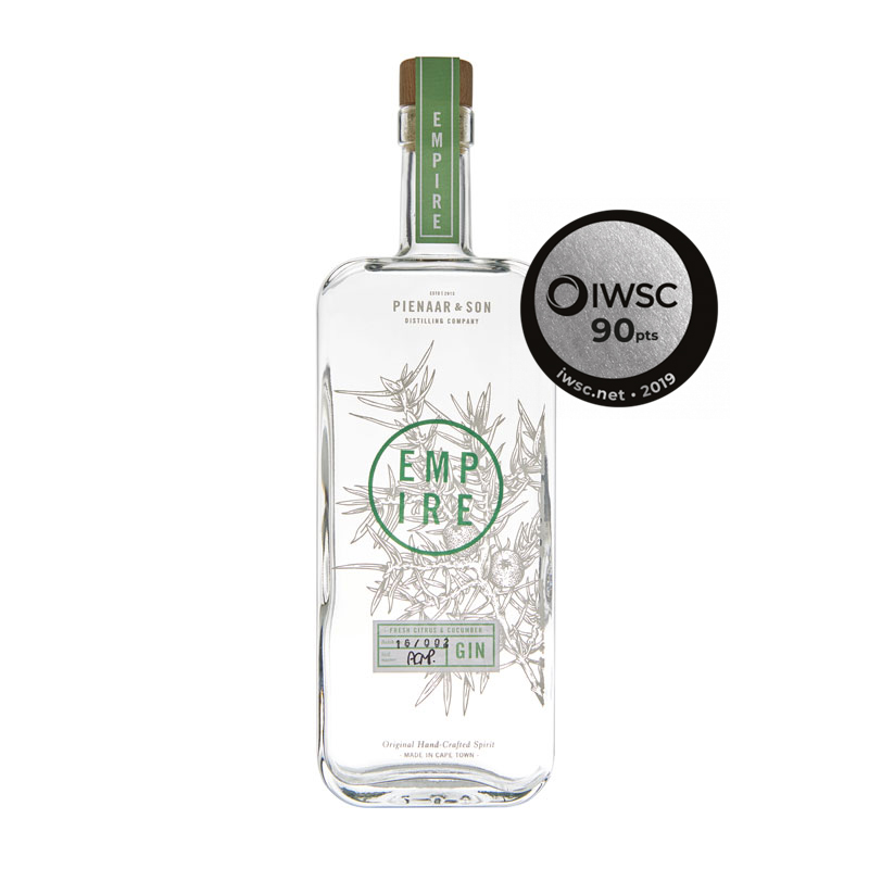 Pienaar Empire Gin