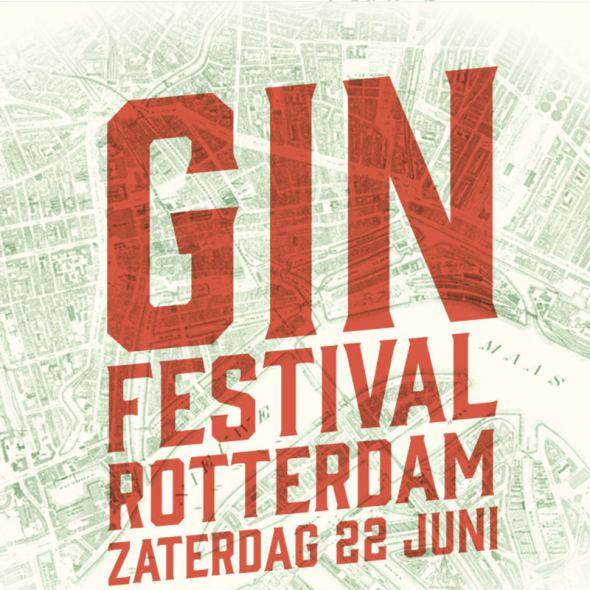 Pienaar op Ginfestival Rotterdam